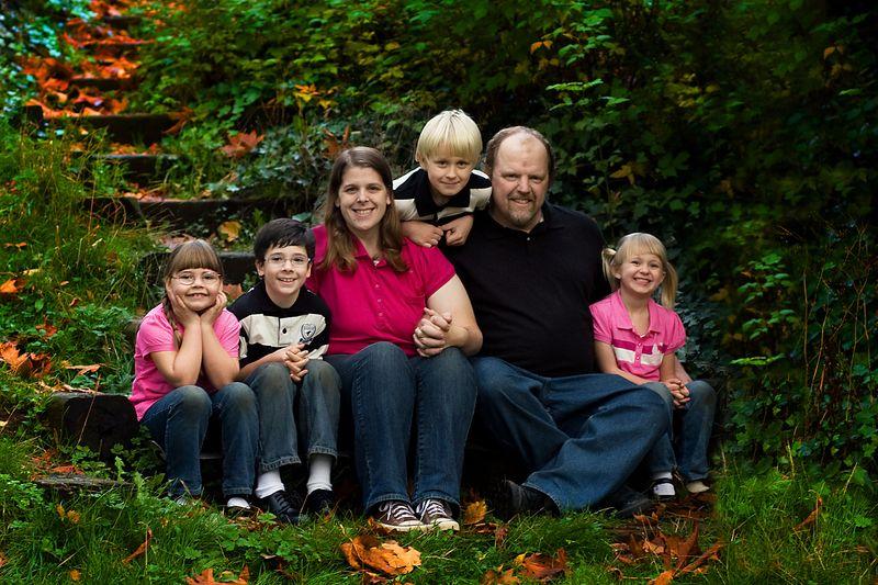 Bachelder Family 2010